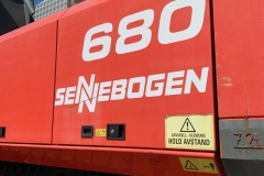 Used-Sennebogen-680-HD6